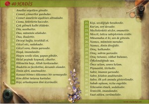 40-hadis