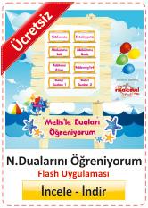 Dua_ezberleme_programı