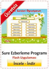 Sure_ezberleme_programı