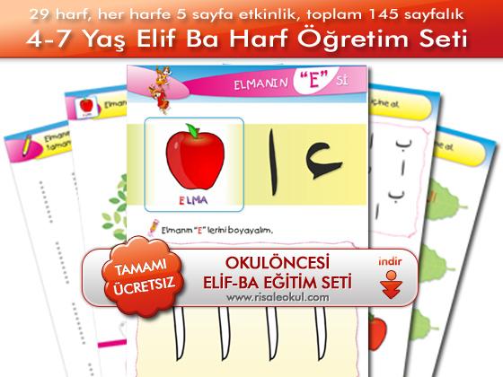 4 6 Yas Elif Ba